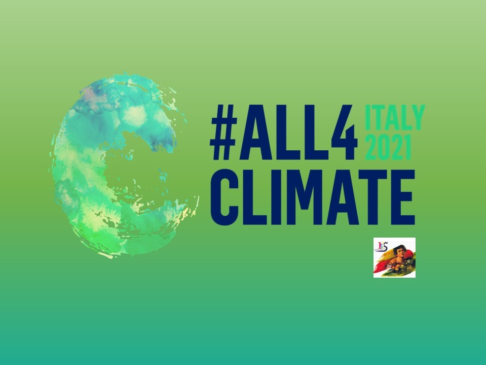 ALL4CLIMATE-ITALY 2021