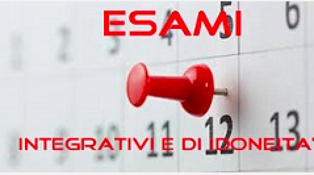 AVV. 306 - CALENDARIO PRIVATISTI ESAMI IDONEITA...