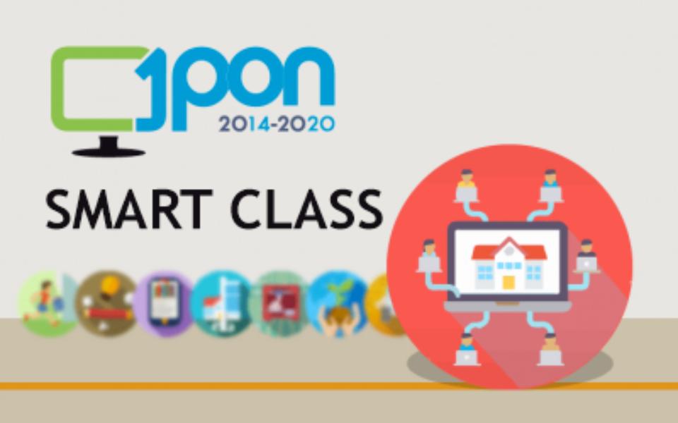 PON - Realizzazione smart class scuole secondo ciclo